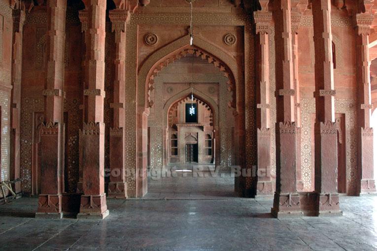 India, Fathepur Sikri